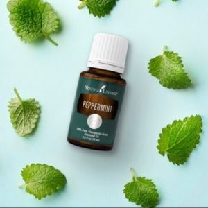 🌱YOUNG LIVING PEPPERMINT ESSENTIAL OIL 15 ML🌱